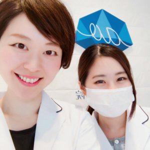 名古屋金山の美容鍼専門院のスタッフ
